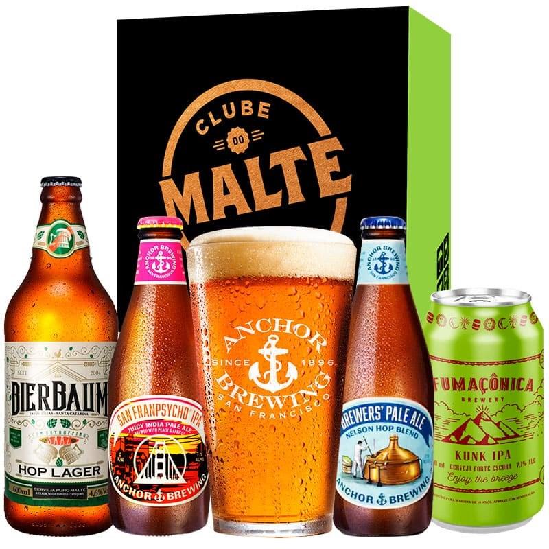 Beer Pack de Novembro 2018
