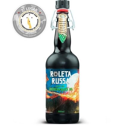 Roleta Russa American Black IPA 500ml