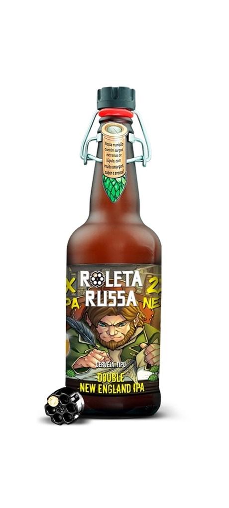 Roleta Russa Double New England IPA 500ml