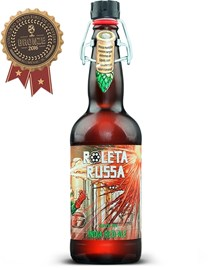 Roleta Russa Indian Red Ale 500ml