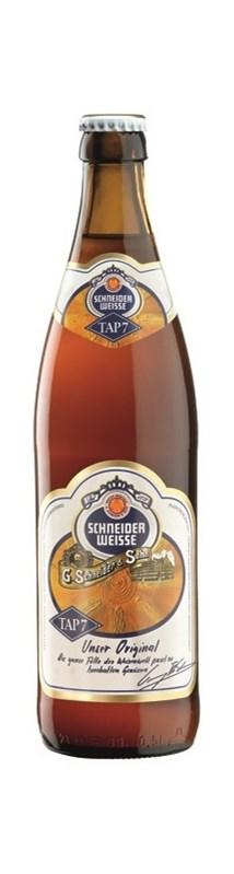 Schneider Hefe-Weiss TAP 7 500ml