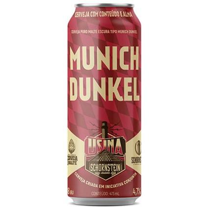 Schornstein Munich Dunkel Lata 473ml
