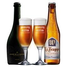 Seleção de Cervejas Especiais Para Beber a Dois - 25% Off