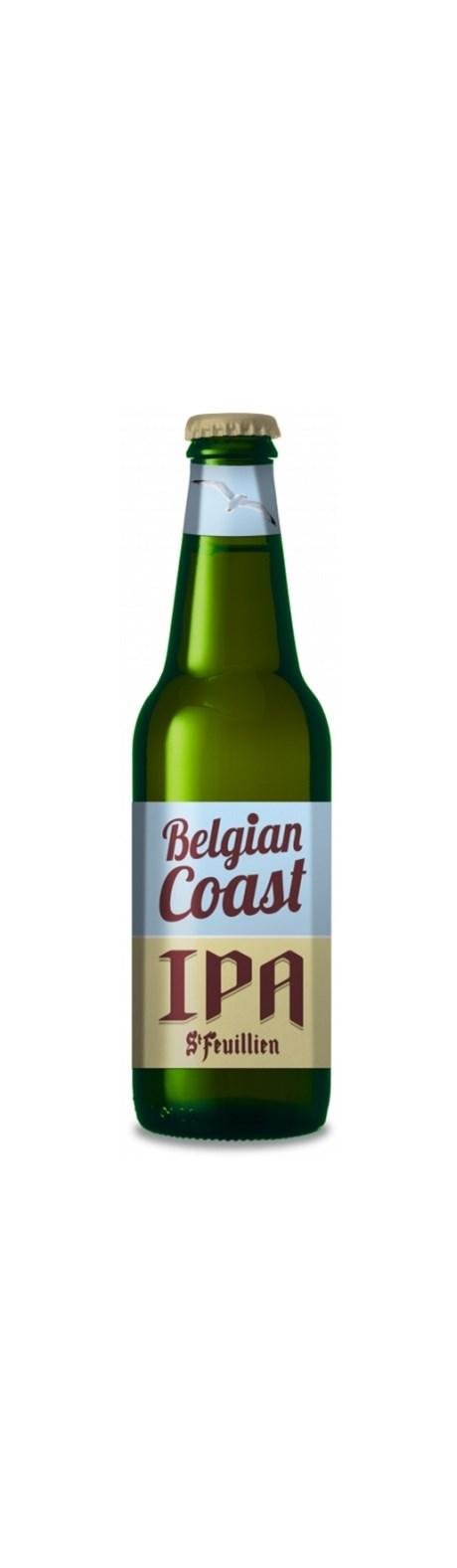 St. Feuillien Belgian Coast IPA
