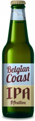 St. Feuillien & Green Flash Belgian Coast IPA
