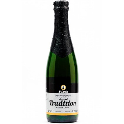 St Louis Fond Tradition Gueuze 375ml