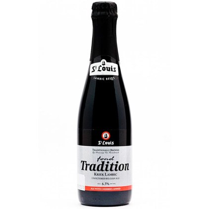 St Louis Fond Tradition Kriek 375ml