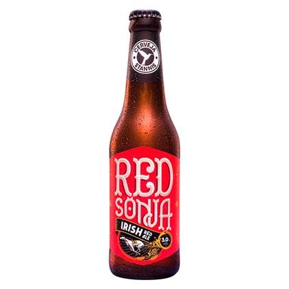 Stannis Red Sonja Irish Red Ale Garrafa 355ml