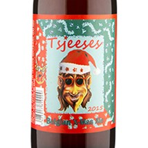 Struise Tsjeeses Belgian X-Mas Ale 2015 Belgian Strong Ale 330ml