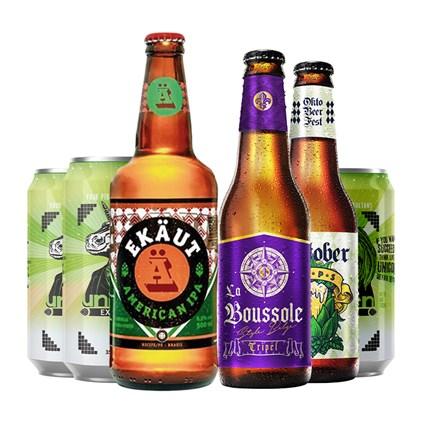 Super Kit de Cervejas Especiais - Premium
