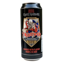 Trooper Iron Maiden Lata 500ml