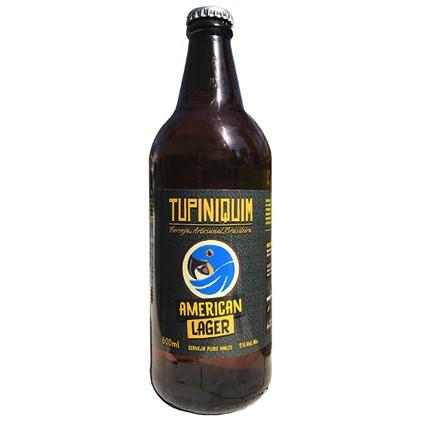 Tupiniquim American Lager 600ml
