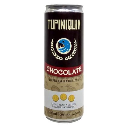 Tupiniquim Chocolate Lata 350ml