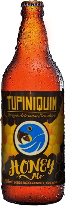 Tupiniquim Honey Ale 600ml
