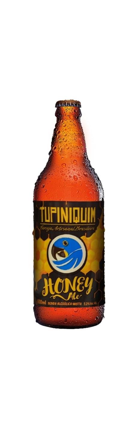Tupiniquim Honey Ale 600ml