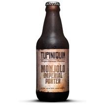 Tupiniquim Monjolo Imperial Porter Garrafa 310ml