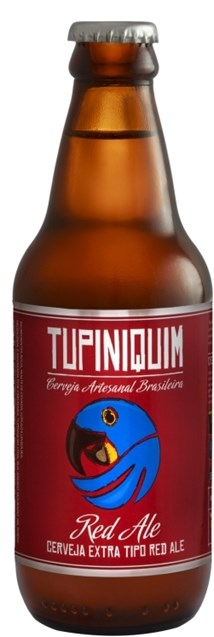 Tupiniquim Red Ale 310ml