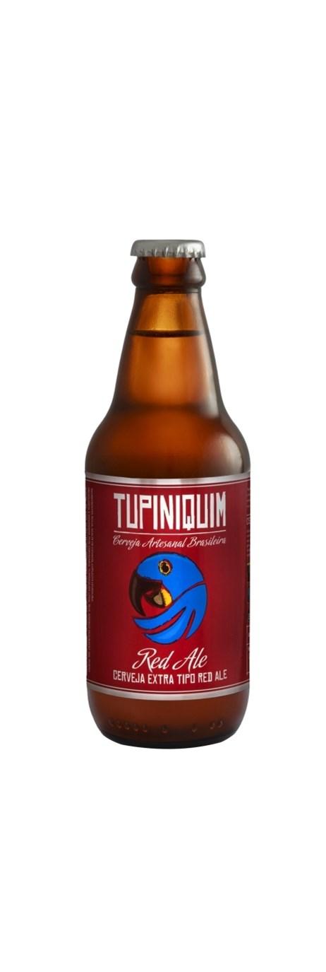 Tupiniquim Red Ale 310ml