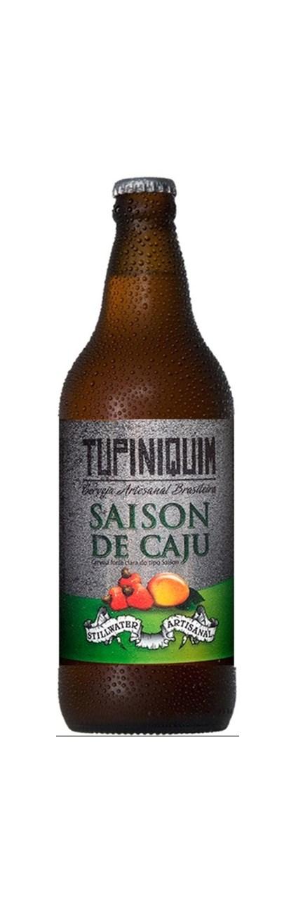 Tupiniquim Saison de Caju 600ml