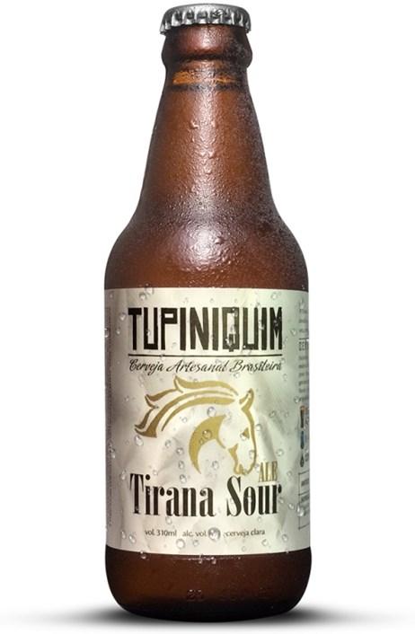 Tupiniquim Tirana Sour 310ml