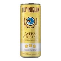 Tupiniquim Weiss Cristal Lata 350ml