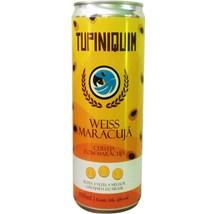 Tupiniquim Weiss Maracujá Lata 350ml