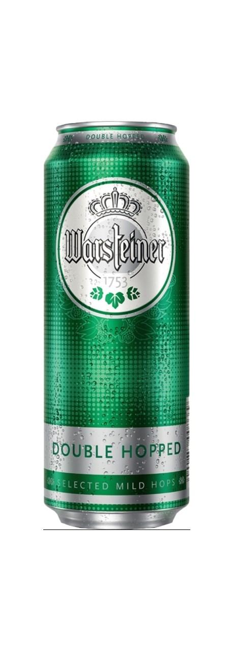 Warsteiner Double Hopped Lata