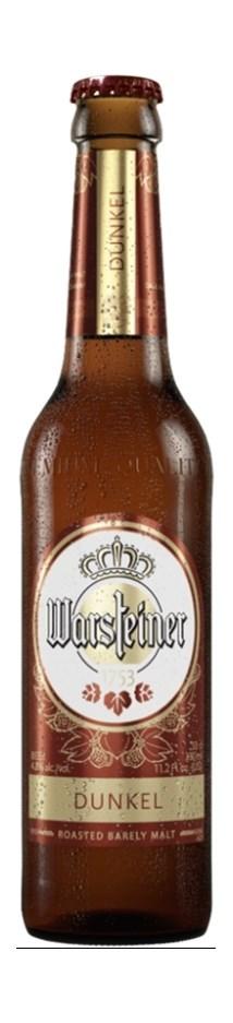 Warsteiner Dunkel 330ml