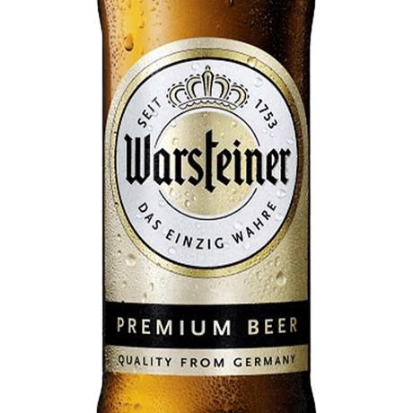 Warsteiner Premium 330ml