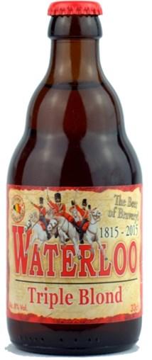 Waterloo Triple Blond 330ml