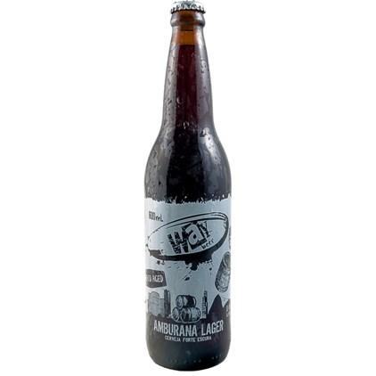 Way Beer Amburana Lager Garrafa 600ml