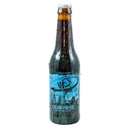 Way Beer Cream Porter Garrafa 355ml