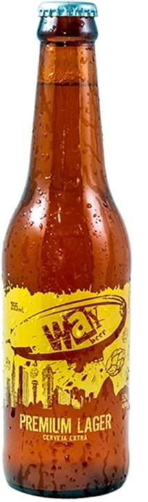 Way Beer Premium Lager 355ml