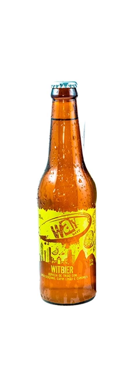 Way Beer Witbier 355ml