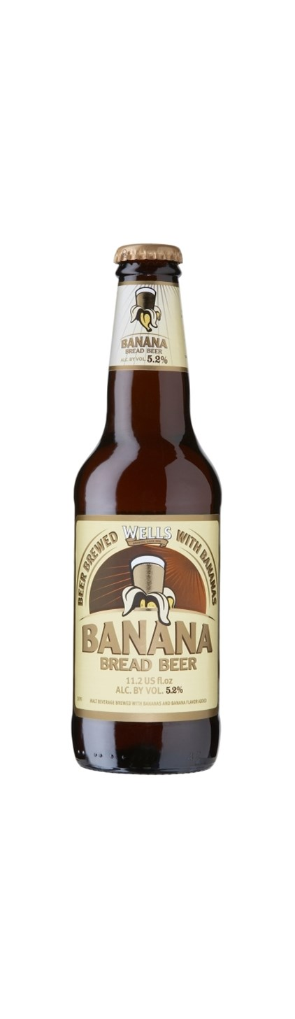 Wells Banana Bread 330ml