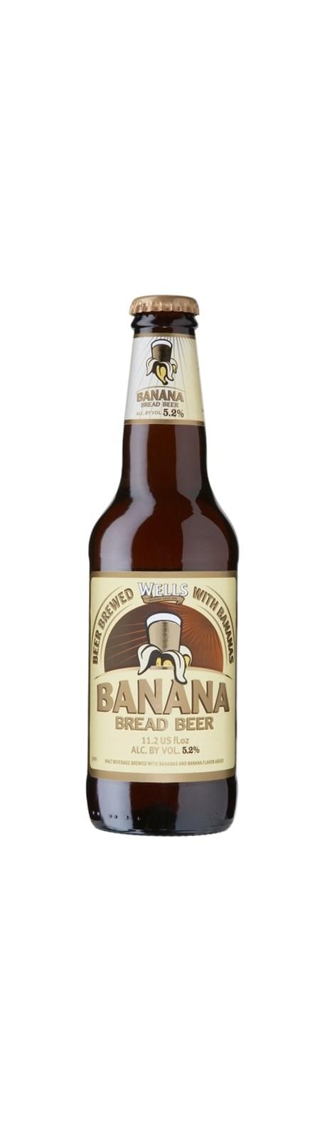 Wells Banana Bread 330ml