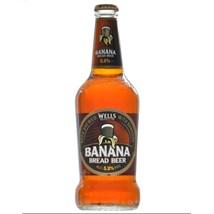Wells Banana Bread 500ml