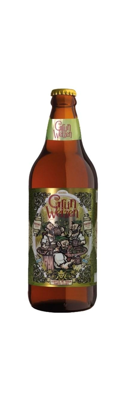Wensky Beer Grün Weizen 600ml