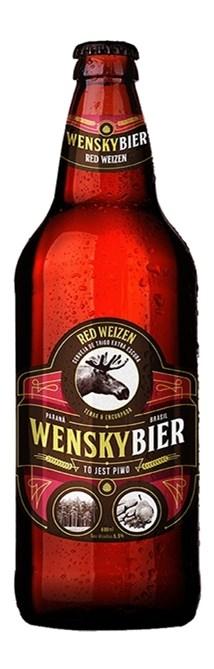 Wensky Beer Red Weizen 600ml