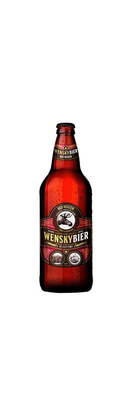 Wensky Beer Red Weyzen