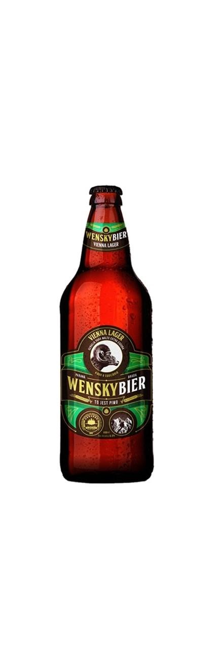 Wensky Beer Vienna Lager 600ml